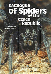 The Catalogue of Spiders of the Czech Republic
